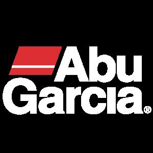 abu garcia red and white logo